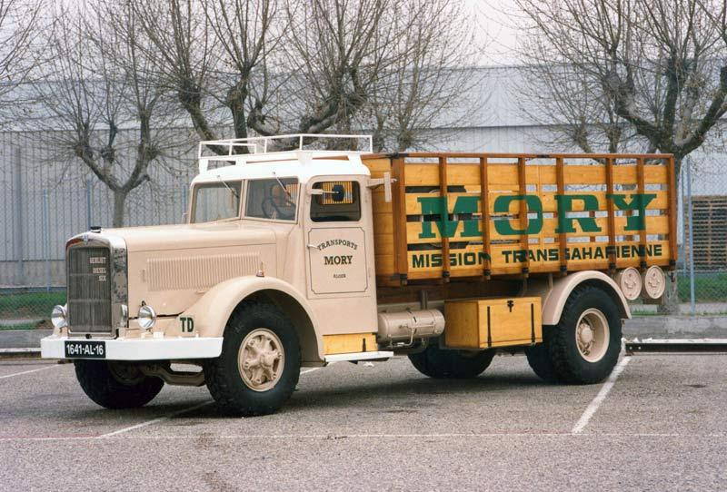 Camion berliet gdm 1934 mory