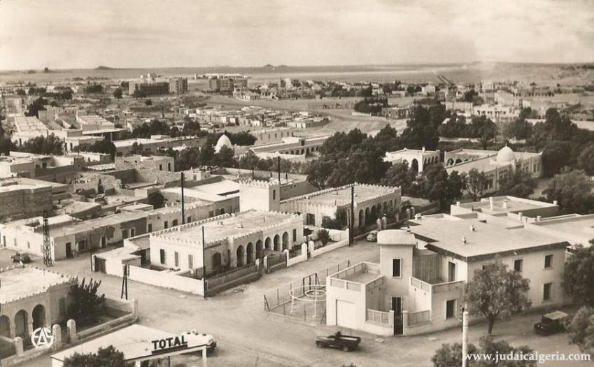 Colomb bechard vue d ensemble de la ville