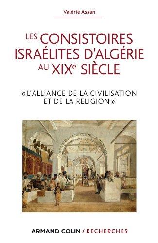 Consistoires juifs d algerie