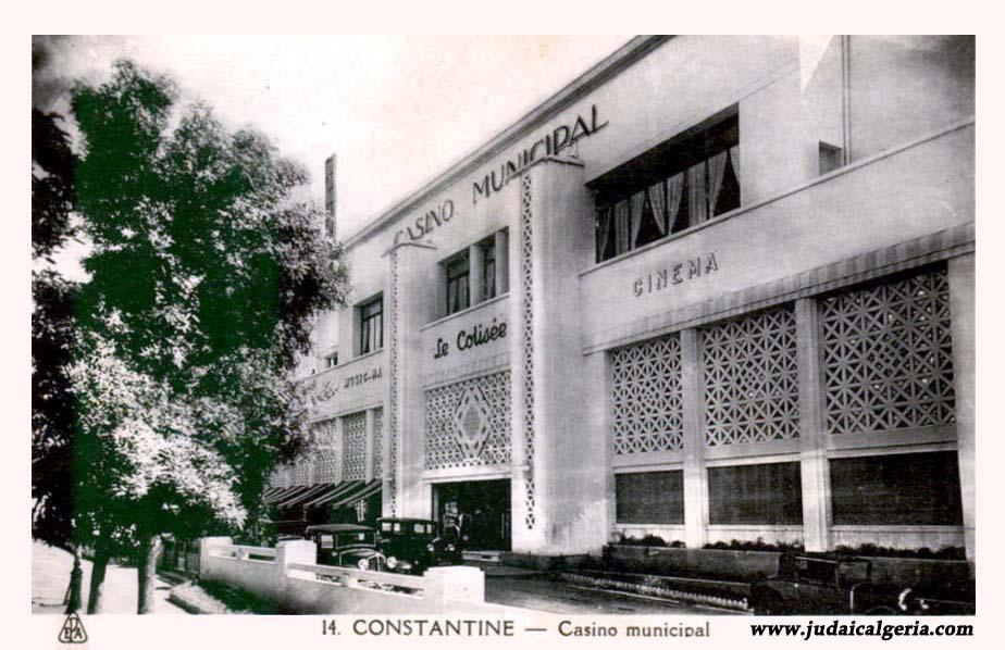 Constantine casino et cinema le colisee