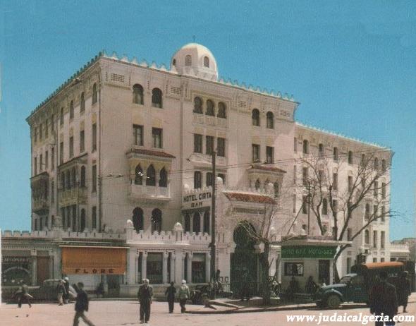 Constantine hotel cirta