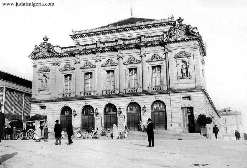 Constantine le theatre