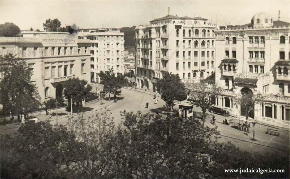 Constantine maison du colon et hotel cirta