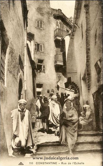 Constantine rue de l echelle