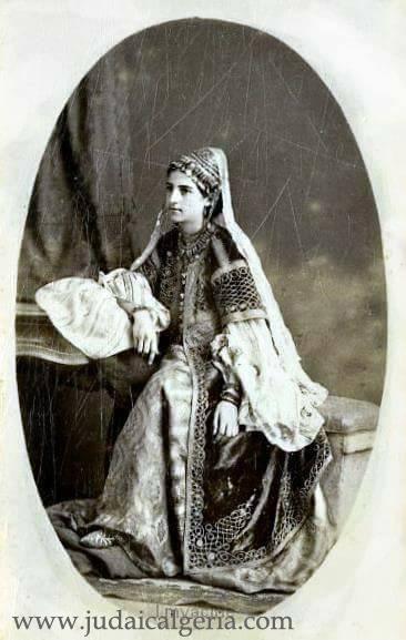 Costume traditionelle bonoise 1885 1890