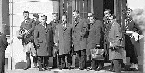 Delegation algerienne 1