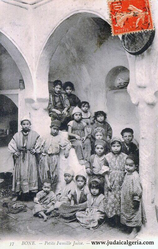 Enfants juifs d algerie