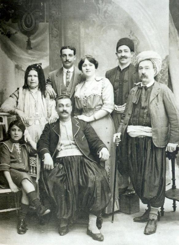 Famille juive de kenchela3114