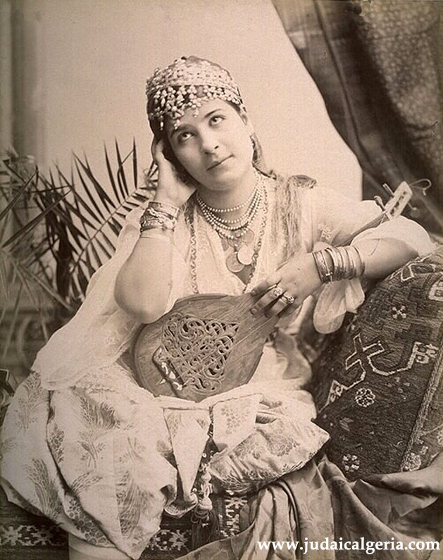 Femme juive d algerie 1
