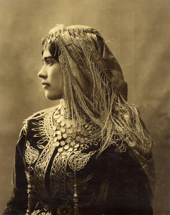 Femme juive d algerie 1890 7