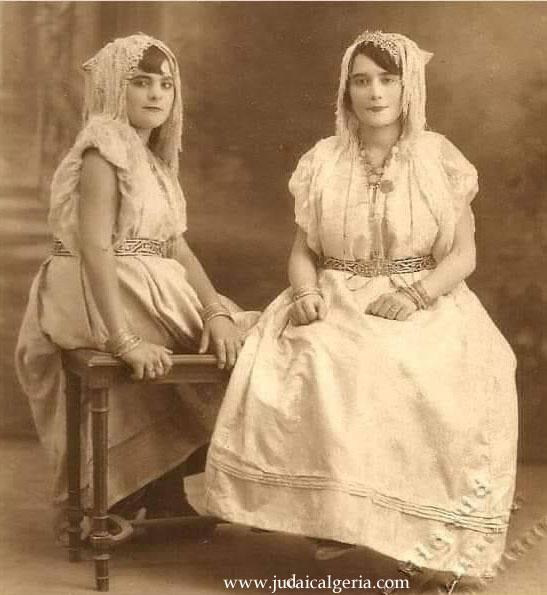 Femmes juives de constantine fin 19eme siecle 1