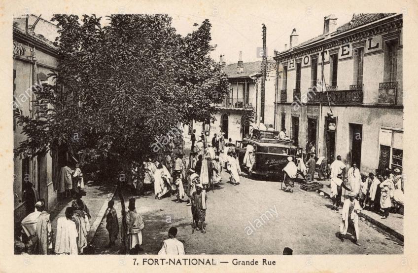 Fort national la grande rue