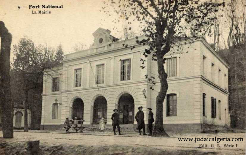 Fort national la mairie