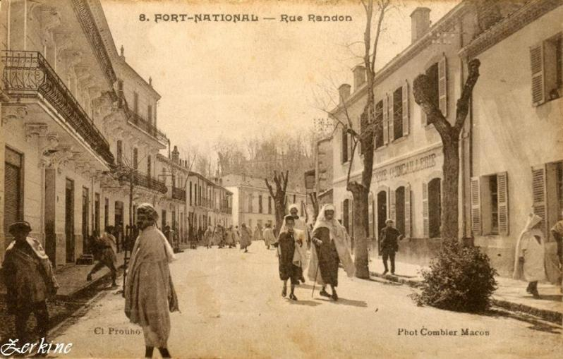 Fort national rue randon