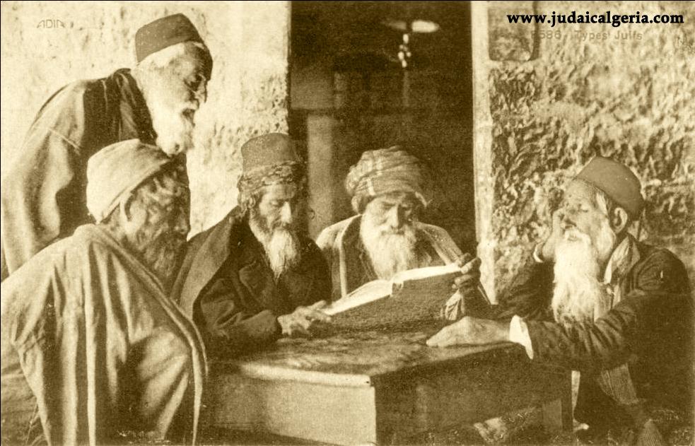 histoire des juifs dalgerie french edition