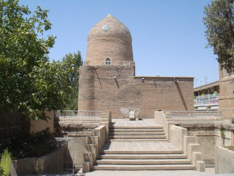 Hamadan iran tombe esther mardochee