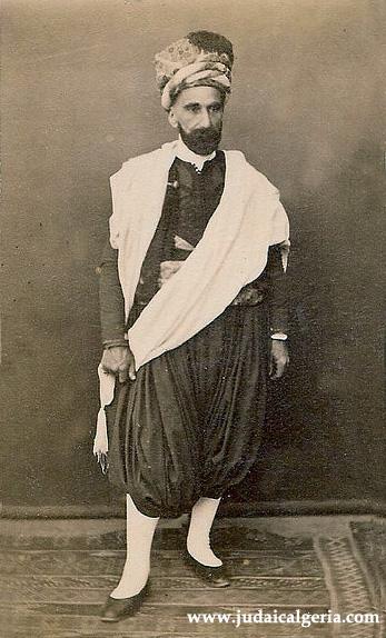 Homme juif d algerie 1