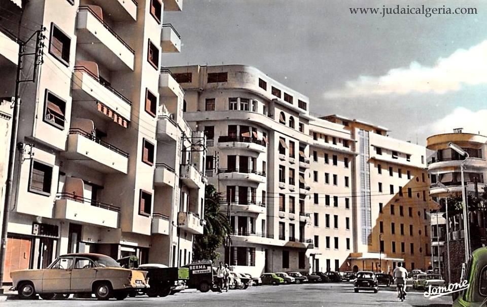 Immeuble algeria au telemly