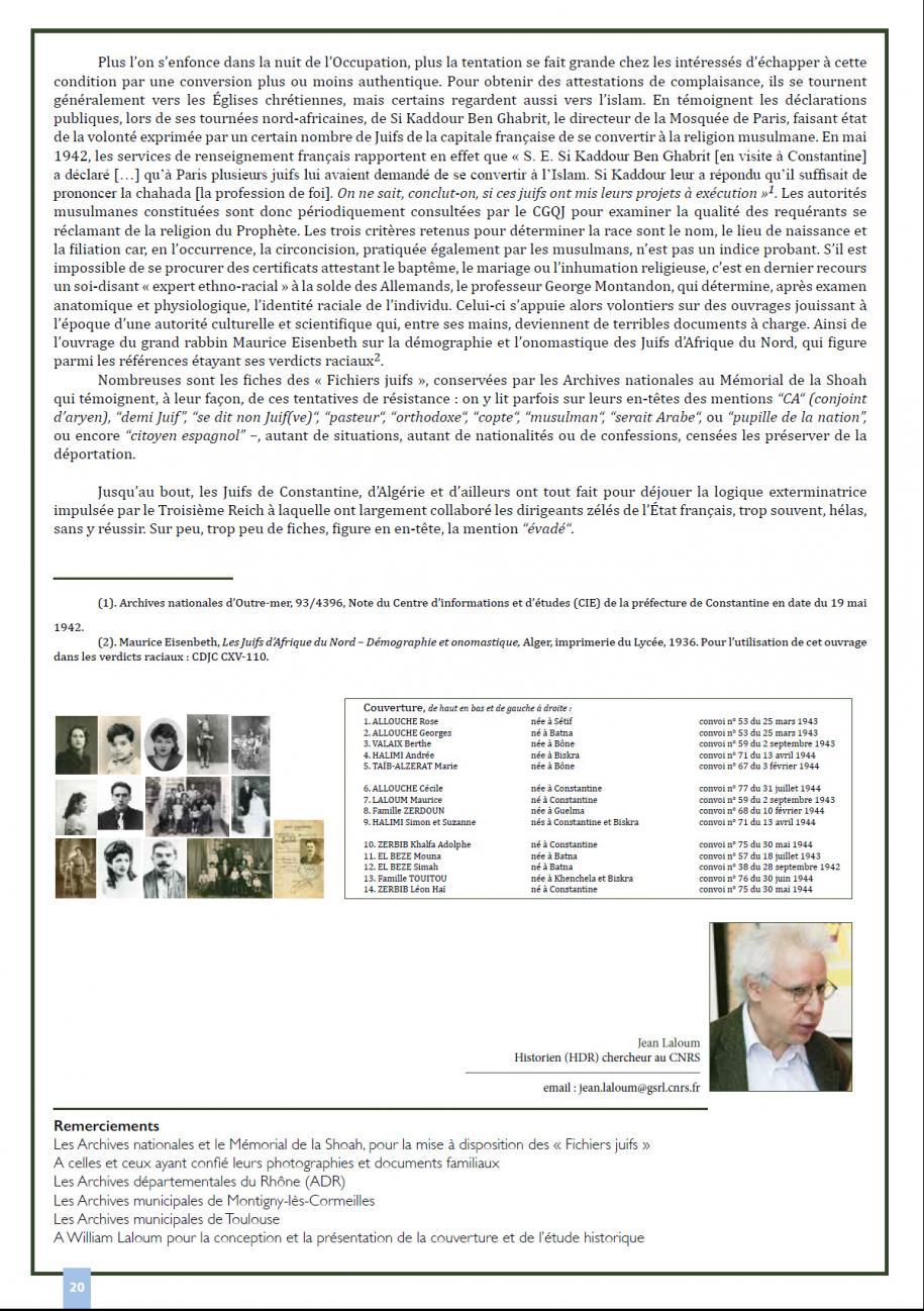 Jean laloum page 3