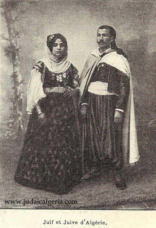 Juifs et juive d algerie constantine 2eme moitie 19eme