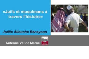 Juifs et musulmans a travers l histoire