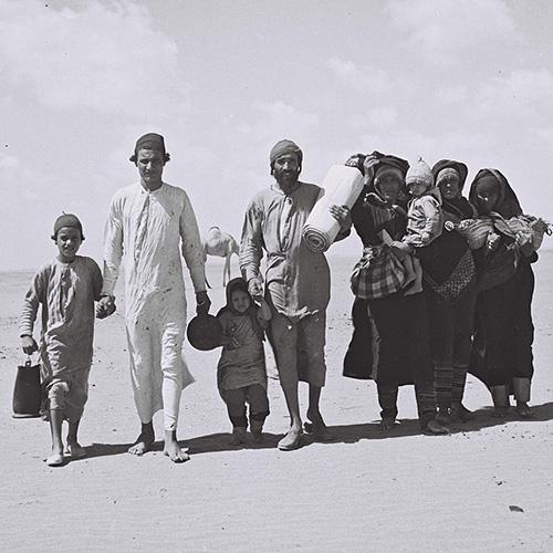 Juifs refugies des pays arabes et d iran