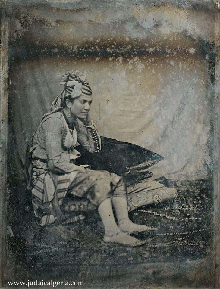 Juive d alger 1844