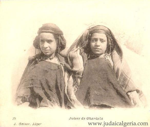 Juives de ghardaia