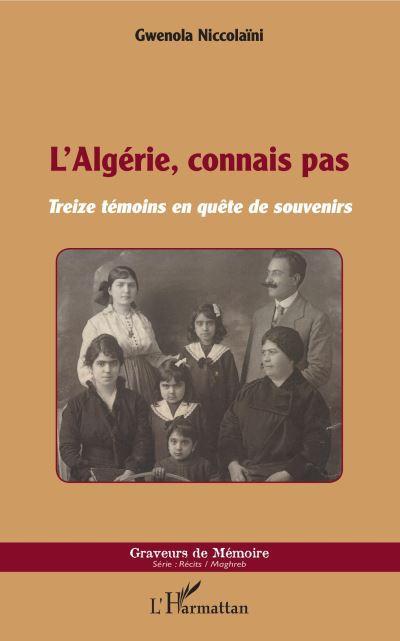 L algerie connais pas