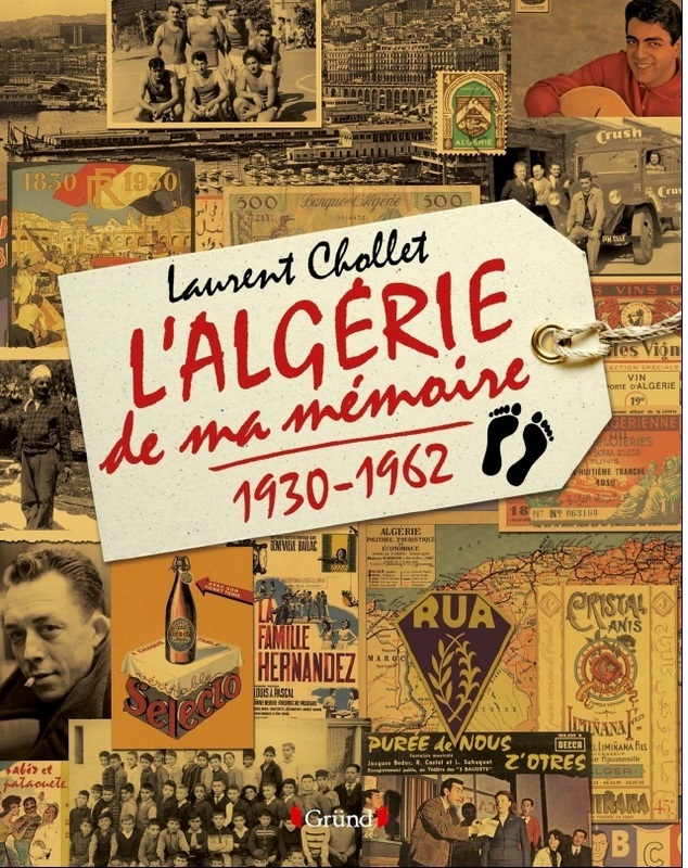 L algerie de ma memoire