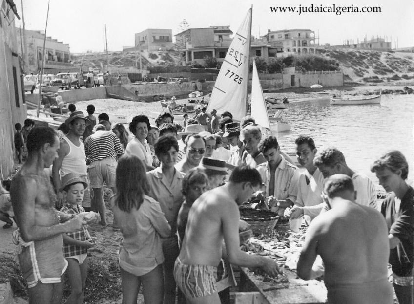 La bouillabaisse a la madrague 1961 ph guy castillo copy