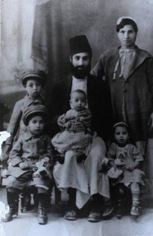 La famille de joseph a bagdad en irak