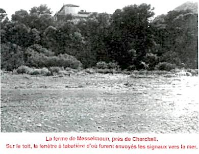 La ferme de messelmoun