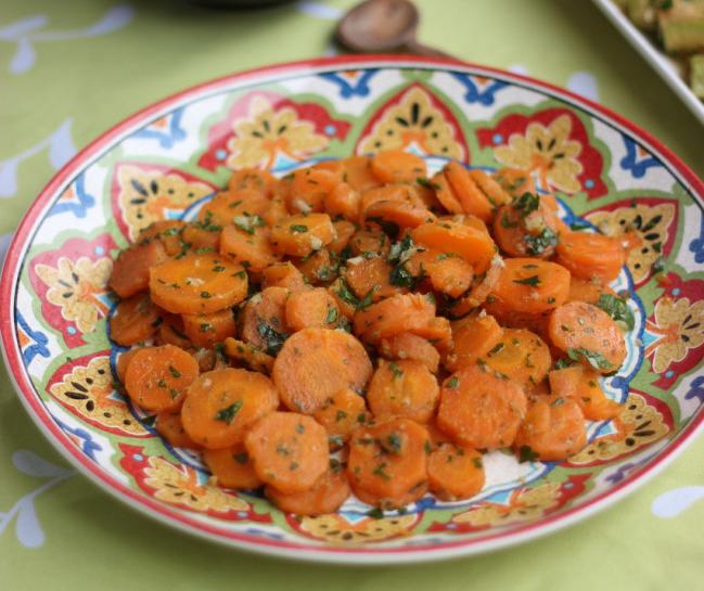 La kemia carottes au cumin 1