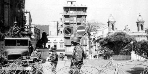 Piscine Du 5 Juillet Alger Of Le Massacre D 39 Oran Du 5 Juillet 1962