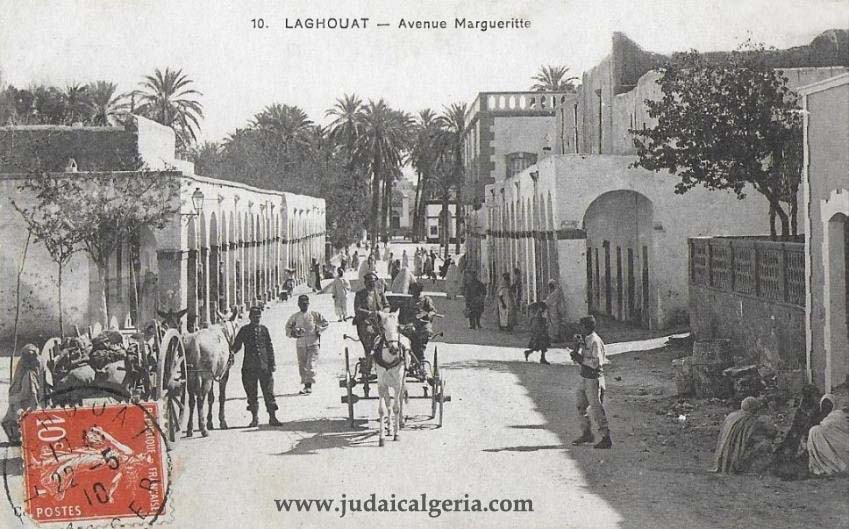Laghouat avenue margueritte