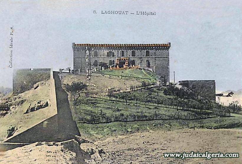 Laghouat hopital militaire