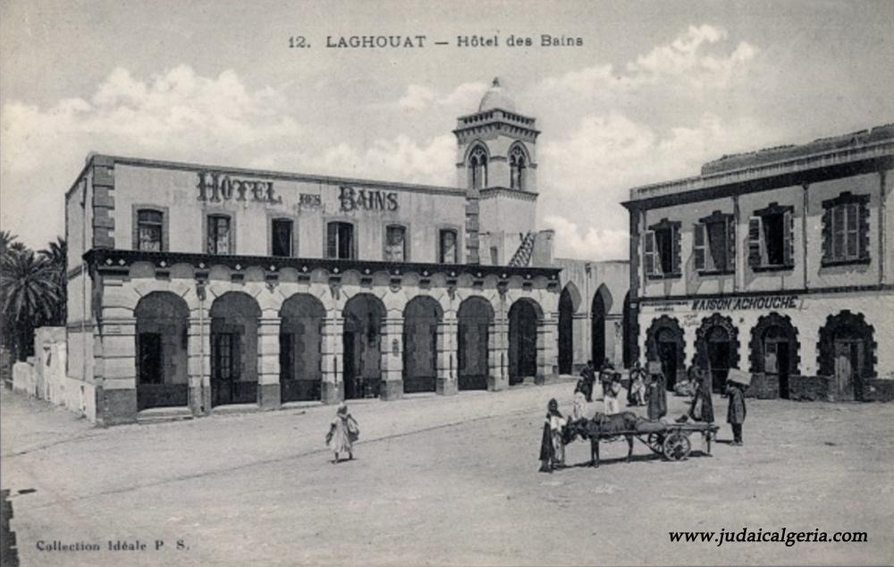 Laghouat hotel des bains