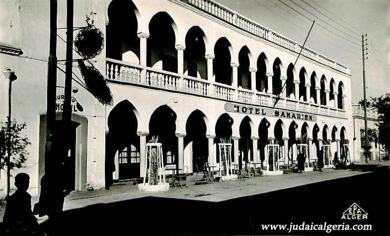 Laghouat hotel saharien