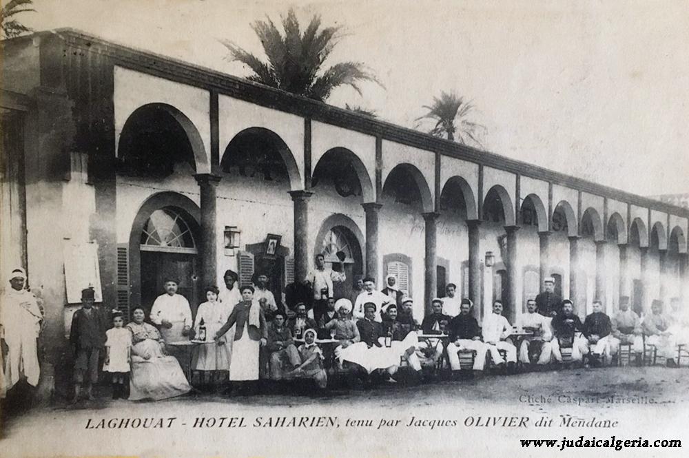 Laghouat hotel saharien2