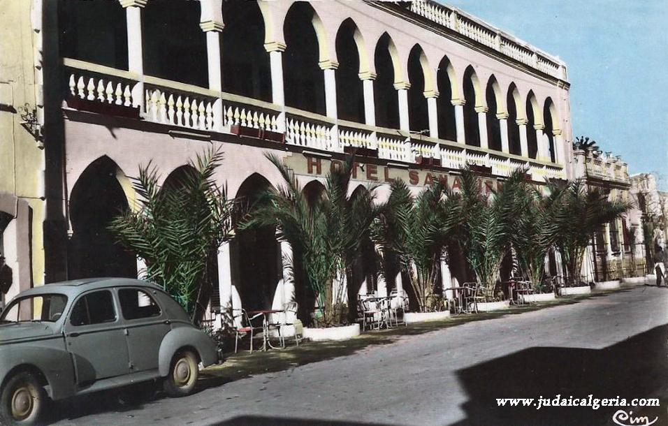 Laghouat hotel saharien4