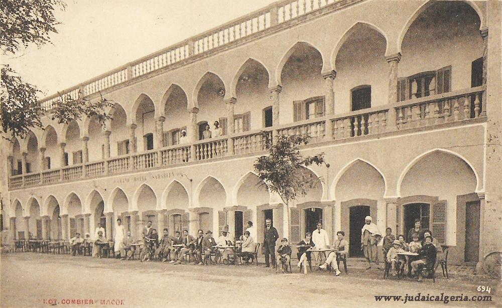 Laghouat hotel saharien5