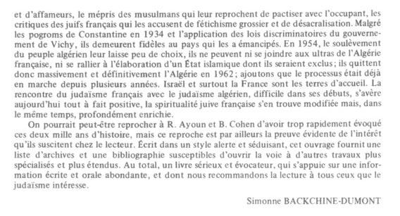 Les juifs d algerie 200ans d histoire 2