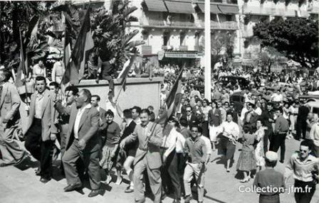 Les manifestants a l assaut du g g
