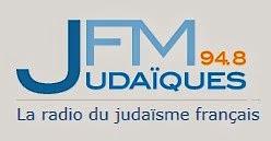 Logo radio judaiques fm edilivre