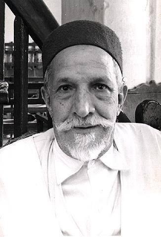 Maklpif partouche le president de la communaute juive de ghardaia 1957
