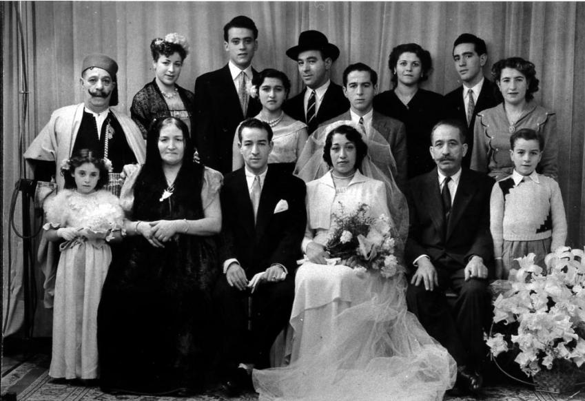 Mariage a constantine 1951