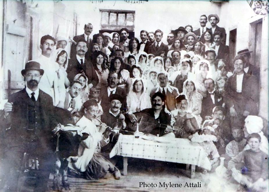 Mariage a constantine annees 1900 ph mylene attali