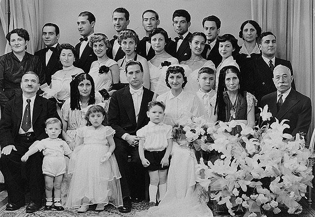 Mariage de jacky halimi constantine 1957