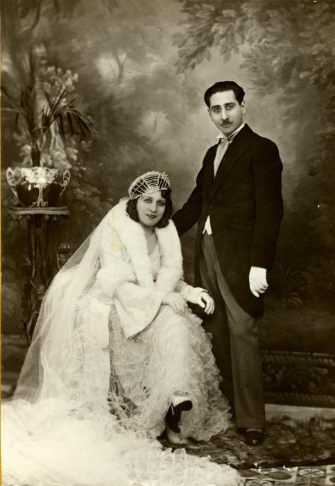 Maruage juif 1932